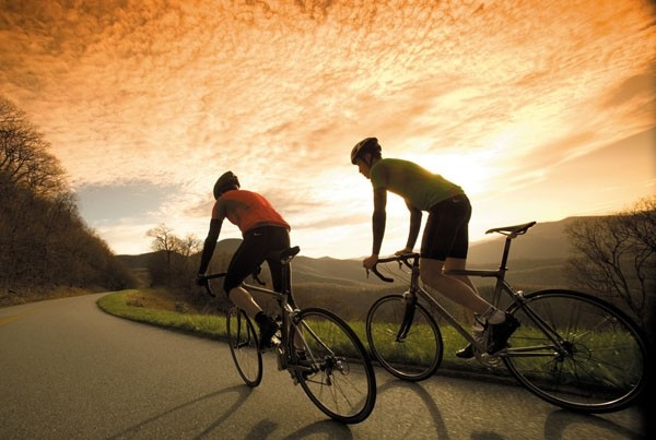 騎自行車的技巧,讓騎行更簡單